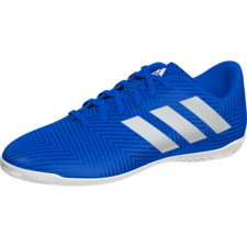 adidas Nemeziz Tango 18.4 Indoor Boot Jr - Blue/White