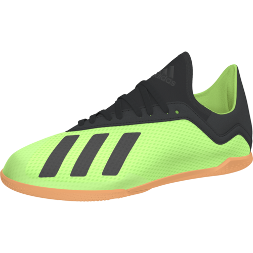 adidas X Tango 18.3 Indoor Boot Jr - Solar Yellow/Core Black/Solar Yellow