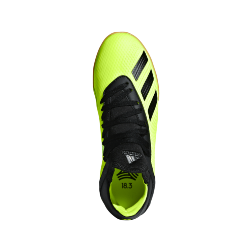 adidas X Tango 18.3 Indoor Boot Jr - Solar Yellow/Core Black/Solar Yellow