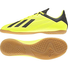 adidas X Tango 18.4 Indoor Boots - Yellow/Black