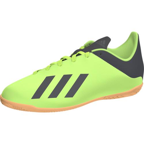 5fc6514b73a91 adidas X Tango 18.4 Indoor Boot Jr - Solar Yellow Core Black Solar ...