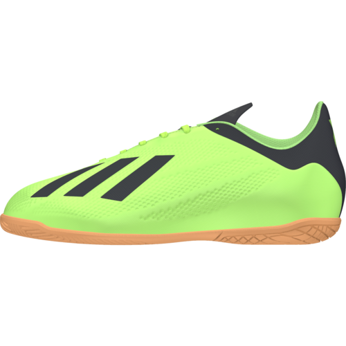 adidas X Tango 18.4 Indoor Boot Jr - Solar Yellow/Core Black/Solar Yellow