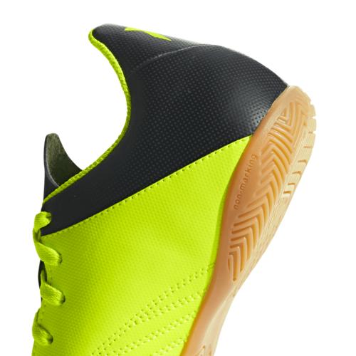 8af31cd91 adidas X Tango 18.4 Indoor Boot Jr - Solar Yellow Core Black Solar Yellow  ...