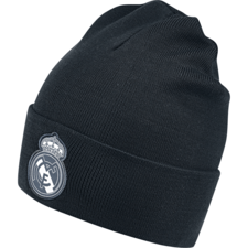 adidas Real Madrid Beanie - Grey