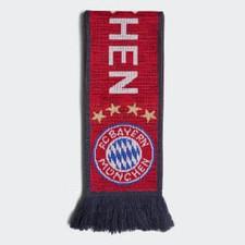 adidas Bayern Munich Scarf - Red
