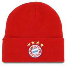adidas FC Bayern Munich 3 Stripe Woolie - Red