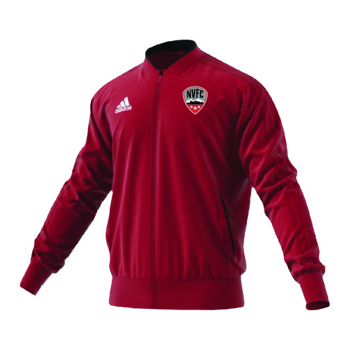 NVFC adidas Condivo 18 Training Jacket - Red