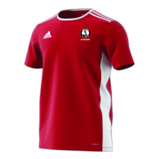 NDSC Academy adidas Entrada 18 Jersey - Red