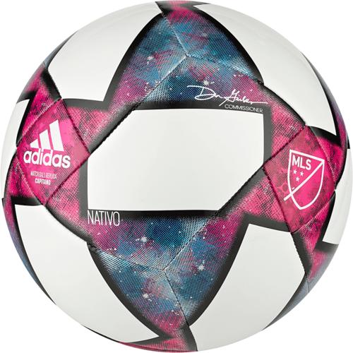 adidas MLS Capitano - White/Black