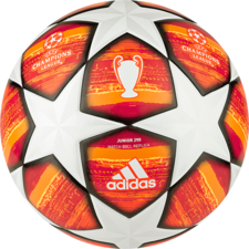 adidas Finale M J290 Light Weight Ball - White/Red