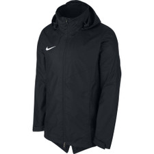Nike Academy 18.2 Jacket Youth - Black/Black/White