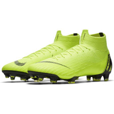 super popular 857c0 608cf Nike Superfly 6 Elite Firm Ground Boots- VoltBlack