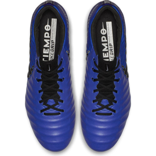 Nike Legend 7 Elite Firm Ground Boots - Racer Blue/Black