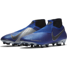 Nike Phantom VSN Elite Dynamic Fit Firm Ground Boot - Racer Blue/Black