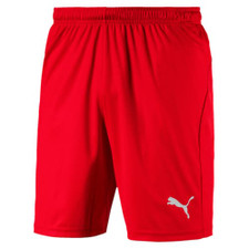 West Ottawa SC Puma Liga Shorts - Red