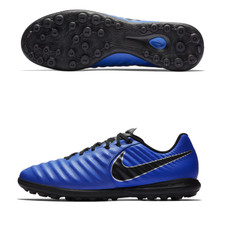 Nike Lunar LegendX 7 PRO Artificial Turf Boots - Racer Blue/Black