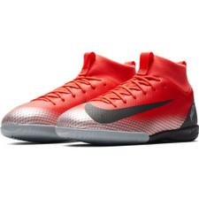 Nike CR7 Jr SuperflyX 6 Academy Indoor Boots - Crimson/Black