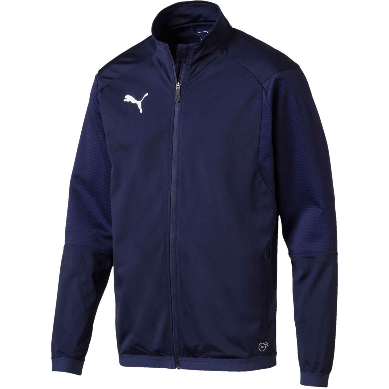 Puma Liga Training Jacket Jr - Peacoat | SOCCERX