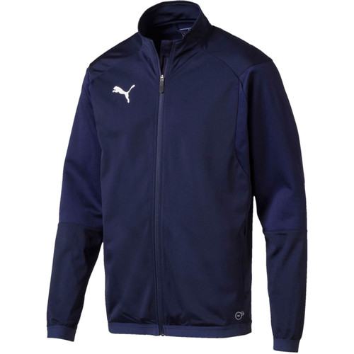 Puma Liga Training Jacket Jr - Peacoat