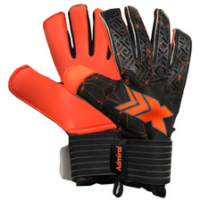 Admiral Match Glove (AGK70) HY - Black/Orange