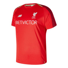 New Balance Liverpool FC Elite Training SS Jersey