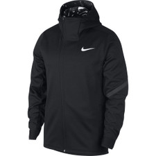 Nike Therma Long-Sleeve Full-Zip Training Hoodie