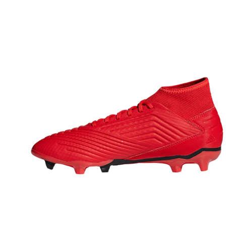 fad0ac0fe adidas Predator 19.3 Firm Ground Boots - Active Red Solar Red Core ...