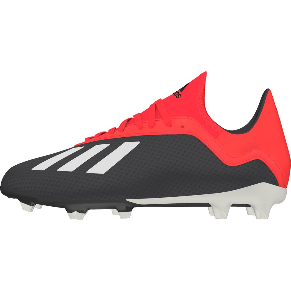 adidas X 18.4 Flexible Ground Boots JR