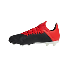 save off 99d77 59fca adidas X 18.4 Flexible Ground Boots JR - Core Black/Off White/Active Red