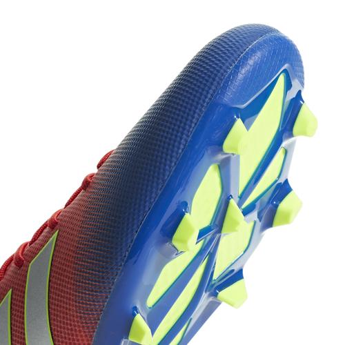 adidas Nemeziz Messi 18.3 Firm Ground Boots - Red/Silver/Blue
