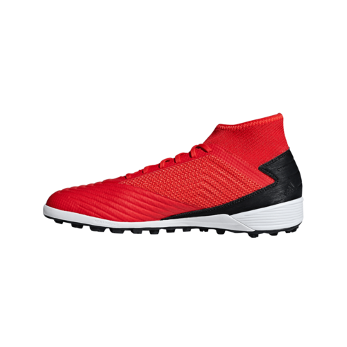 Predator Tango 19.3 Artificial Turf Boots - Red/Solar Red/Core Black