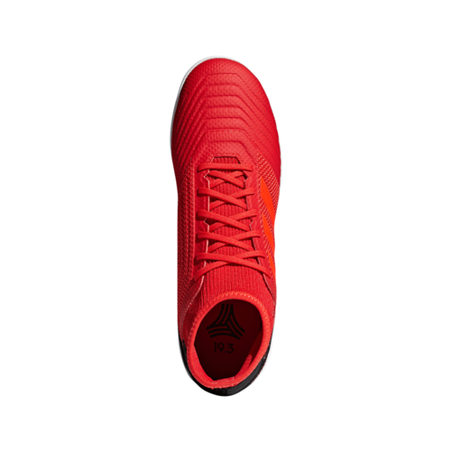 c86eae341 ... Predator Tango 19.3 Artificial Turf Boots - Red Solar Red Core Black ...
