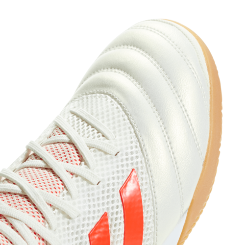 adidas Copa 19.3 Indoor Boots - White/Red/Gum M1