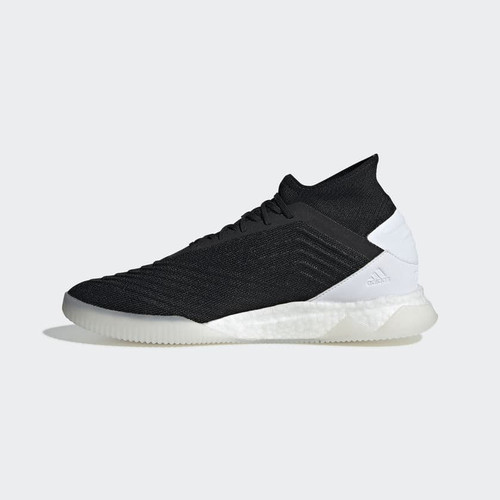 42aca348d adidas adidas Predator 19.1 Indoor Boots - Black/White | SOCCERX