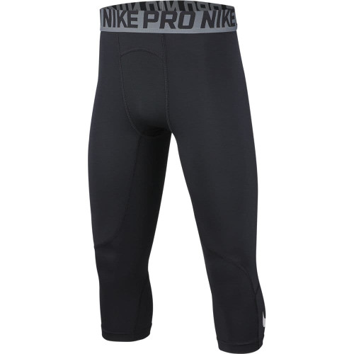 Nike Boys Pro Tights Youth - Black