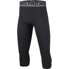 Nike Boys Pro Tights Youth - Black