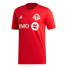 adidas Toronto FC Away Jersey 18/19 - Scarlet/Power Red