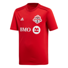 adidas Toronto FC Away Jersey 18/19 Jr - Scarlet/Power Red
