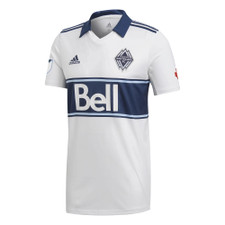 adidas Vancouver Whitecaps FC Replica 2019 Jersey Youth - White