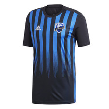 adidas 2019 Montreal Impact Home Replica Jersey - Black