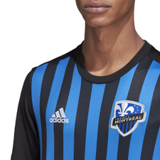 official photos 355df c3d95 adidas 2019 Montreal Impact Home Replica Jersey - Black