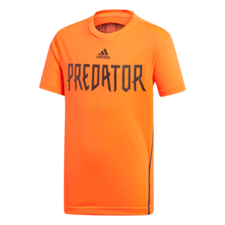 adidas Predator Jersey Jr - Red/Black