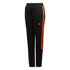 adidas Tiro Pant Jr - Black/Red