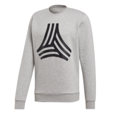 adidas Tango Graphic Crewneck Sweatshirt - Grey