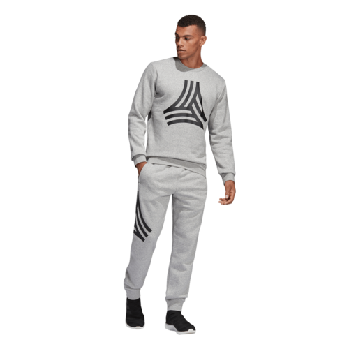 adidas Tango Graphic Crewneck Sweatshirt - Grey