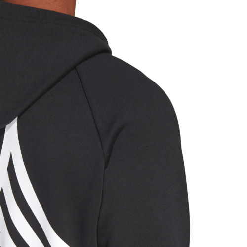 adidas Tango Graphic Hooded Sweatshirt - Black