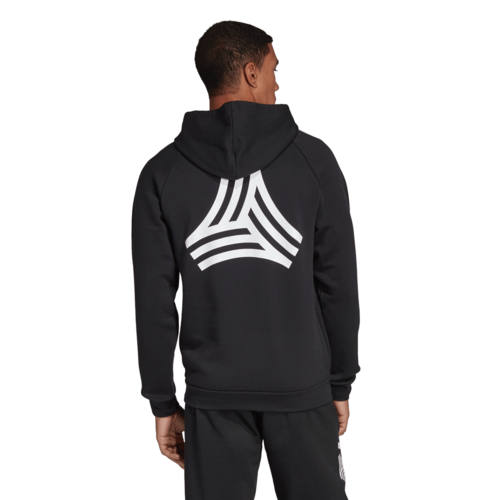 adidas Tango Graphic Hooded Sweatshirt - Black