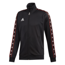 adidas Tango Tape Clubhouse Jacket - Black