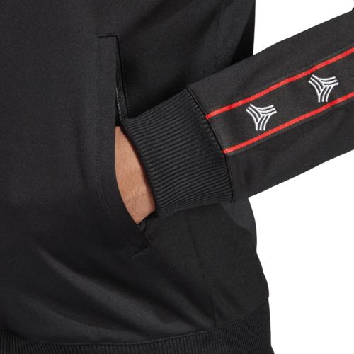 adidas Tango Tape Clubhouse Jacket - Black