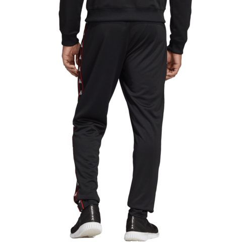 adidas Tango Tape Clubhouse Pants - Black